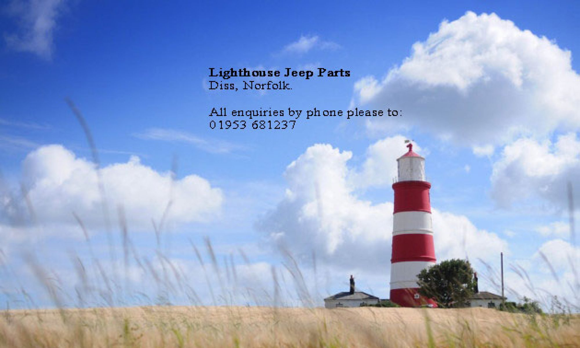 Lighthouse Jeep Parts